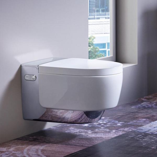 Geberit AquaClean Mera Classic Dusch-WC Komplettanlage weiß/chrom