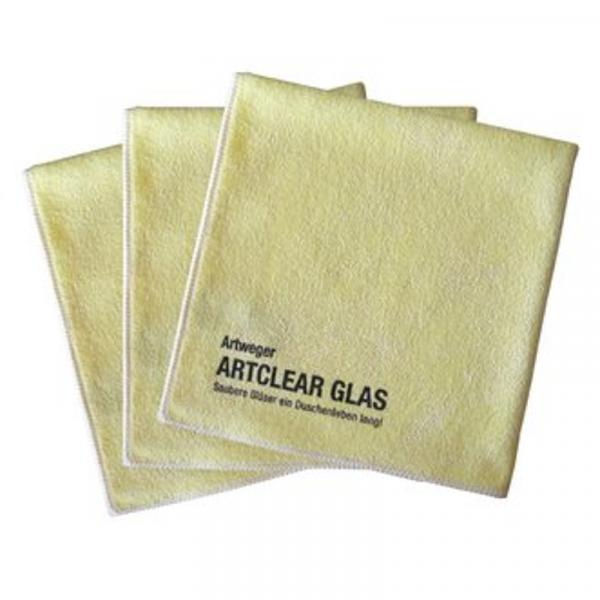 Artweger Zubehör Microfasertücher für Artclear Glas 3 Stück