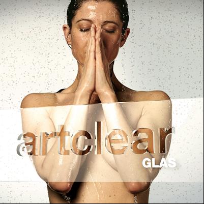 Artweger ArtClear Glasbeschichtung für Duschtür mit Seitenwand
