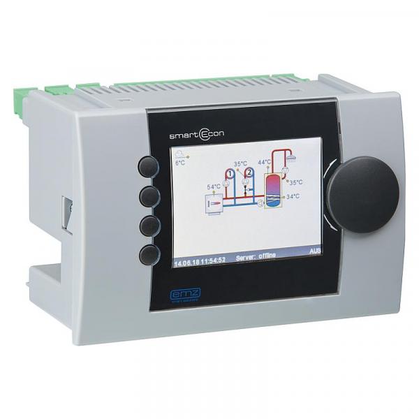 Heizungsregelung smart Econ HCB TUMD Set inkl. 4 Fühler