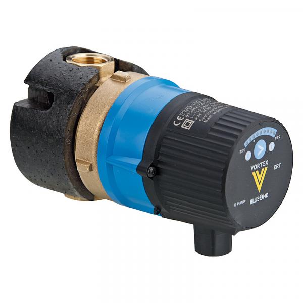Vortex Brauchwasserpumpe BWO 155 R ERT Elektr. Regelthermostat