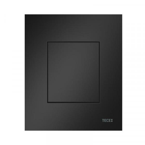 TECE now Urinal-Betätigungsplatte inkl. Kartusche schwarz
