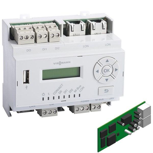 Viessmann Vitocom 300 LAN3 mit Kommunikationsmodul