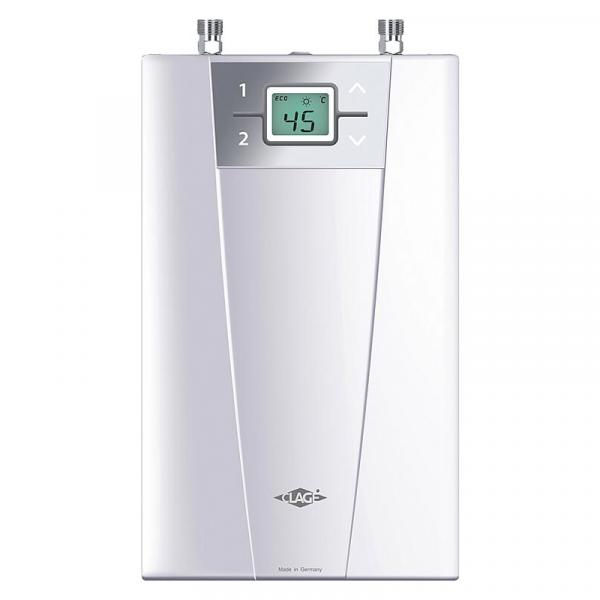 Clage CEX-U Elektronischer Durchlauferhitzer 11-13,5 kW - 400 V Untertisch
