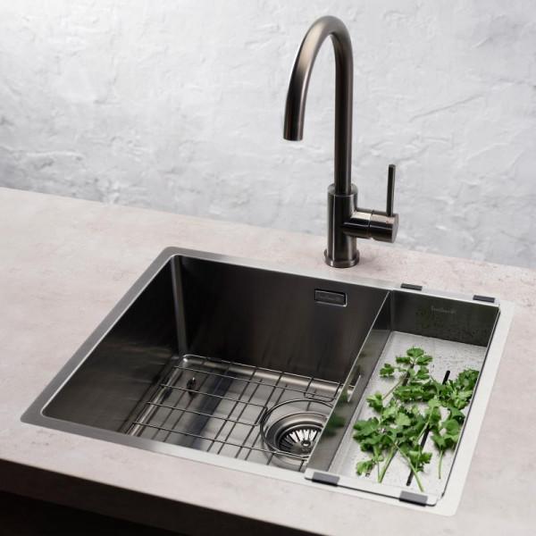 Reginox Miami 50 x 40 Küchenspüle 540 x 440 mm