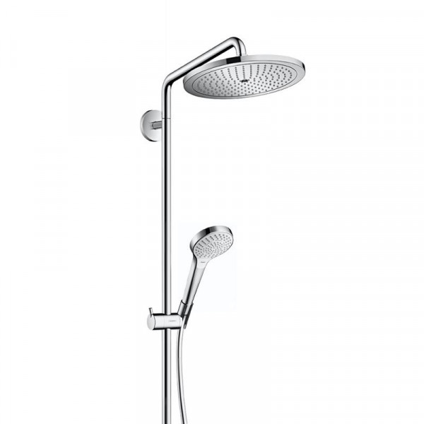 Hansgrohe Croma Select 280 Air 1jet Showerpipe Reno chrom