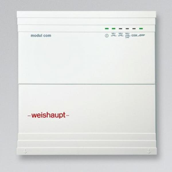 Weishaupt Kommunikationsmodul WCM-COM 1.0 home App-fähig