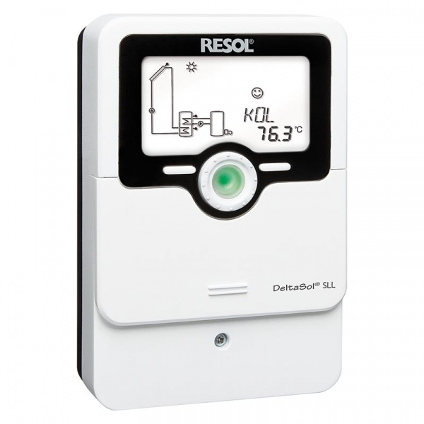Differenztemperaturregler DeltaSol SLL inkl. 3 Fühler