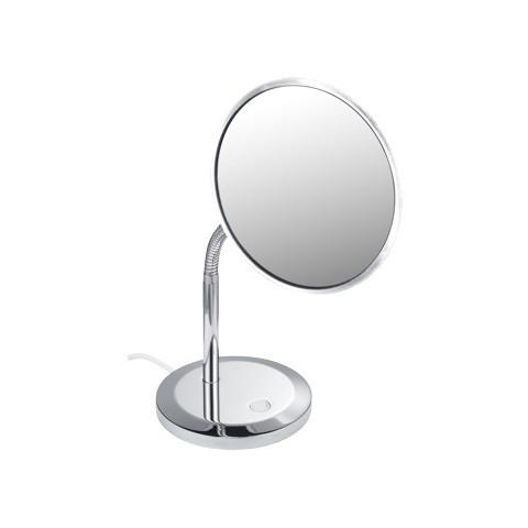 Keuco Kosmetikspiegel Elegance Standmodell verchromt