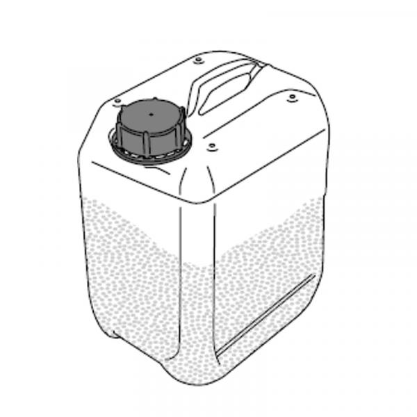 Weishaupt Nachfüll-Granulat MgO 5kg für Neutralisationseinrichtungen 25 und 60 kW