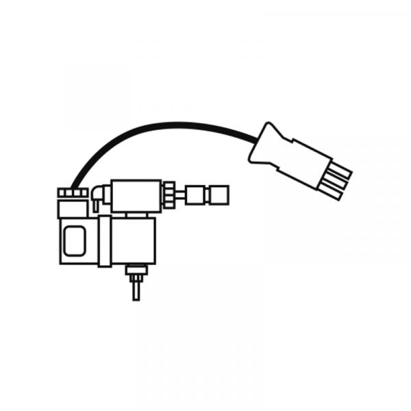 Weishaupt Magnetventil für Luftdruckwächter WG10-C, WG20-C, Ausführung ZM-C