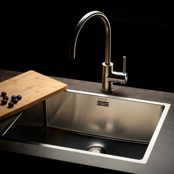 Reginox New York 50 x 40 Küchenspüle 540 x 440 mm