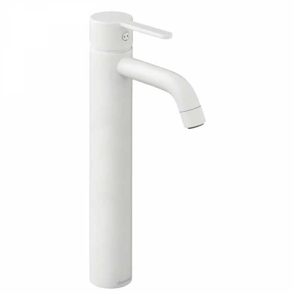 Damixa Silhouet Einhebel-Waschtischarmatur large ohne Ablaufgarnitur weiss matt