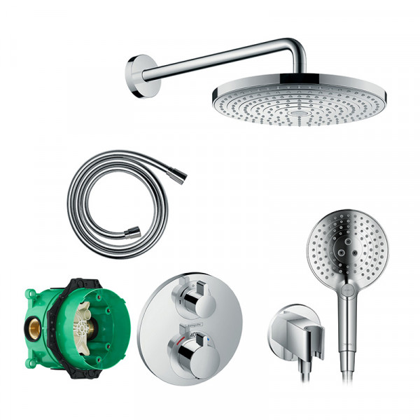 Hansgrohe Raindance Select S Ecostat S Duschsystem