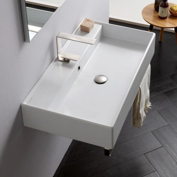 Scarabeo Teorema R80.5 Aufsatz- oder Hängewaschbecken
