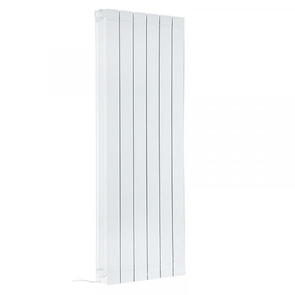 Aluminium-Heizkörper Elektrisch eGarda RAL9010, weiß