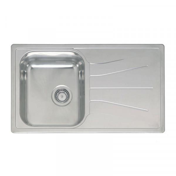 Reginox Diplomat 10 Lux Küchenspüle 860 x 500 mm