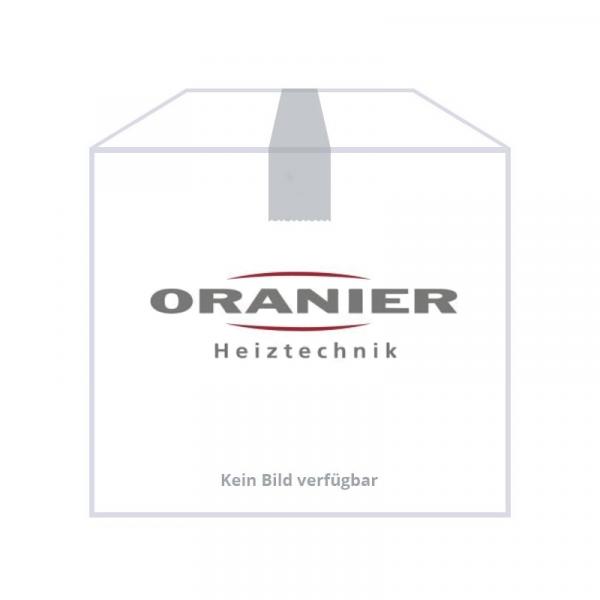 Kaminofen Oranier Ostro (W+) Grundgerät ohne W+, Stahl schwarz