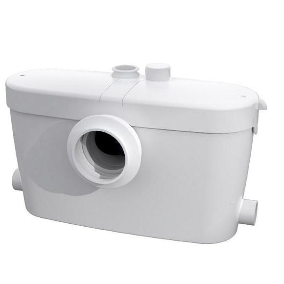 SFA-SaniAccess 3 zum Anschluss an WC, Waschbecken und Dusche