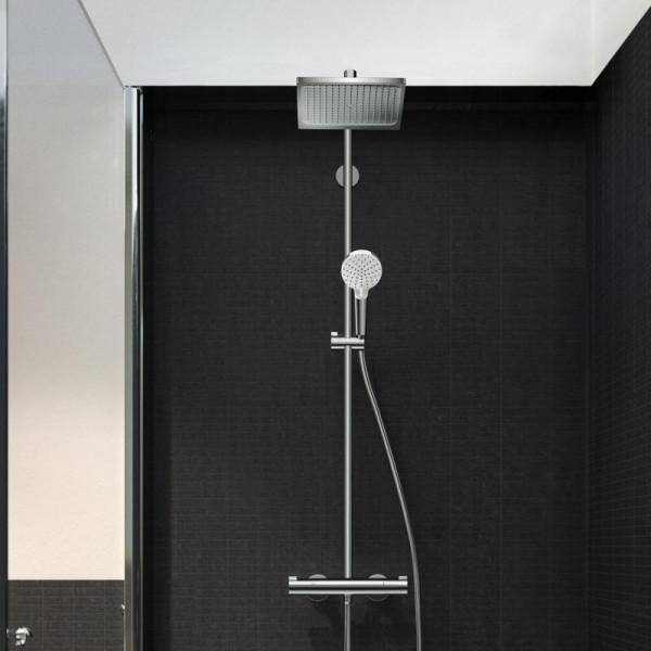 Hansgrohe Showerpipe Crometta E 240 chrom