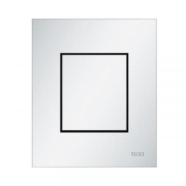 TECE now Urinal-Betätigungsplatte inkl. Kartusche chrom matt