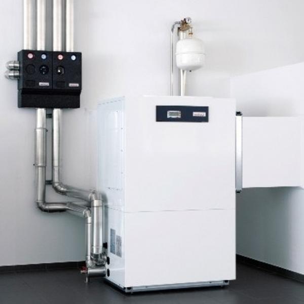 Weishaupt Luft/Wasser-Wärmepumpe Typ WWP L 16 I-2 mit 13,4 kW