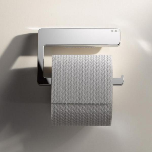 Keuco Toilettenpapierhalter Col Moll offene Form verchromt