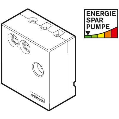 Weishaupt Installationseinheit Trinkwasser WHI-T-ZEA mit Zirkulationspumpe (EA)