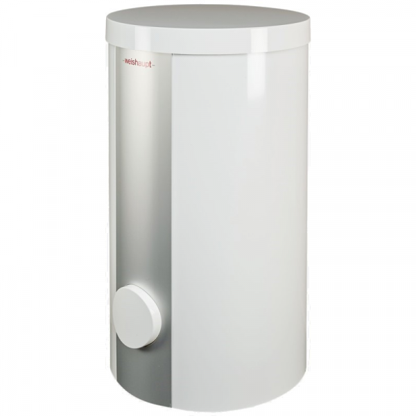 Weishaupt Trinkwasserspeicher WAS 510 Sol/Eco Solarspeicher, weiß