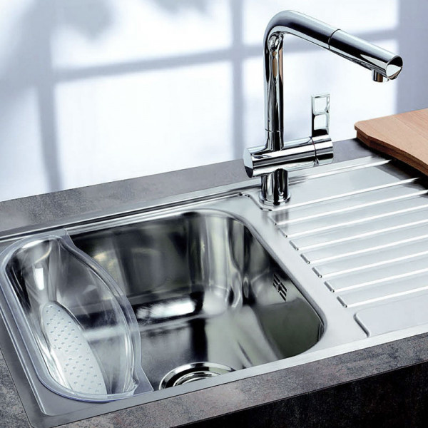 Reginox Minister 10 Reversibel Küchenspüle 1000 x 500 mm