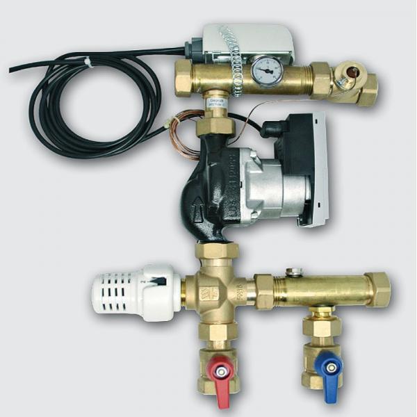 Viessmann Festwertregelstation mit HE-Pumpe