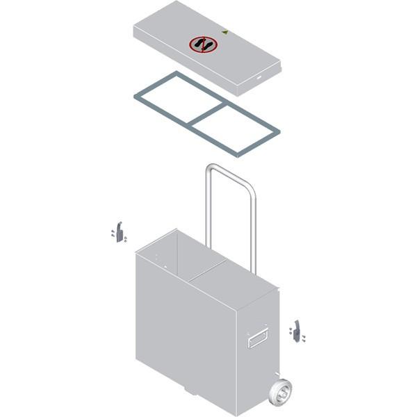 Viessmann Aschebox 45 l