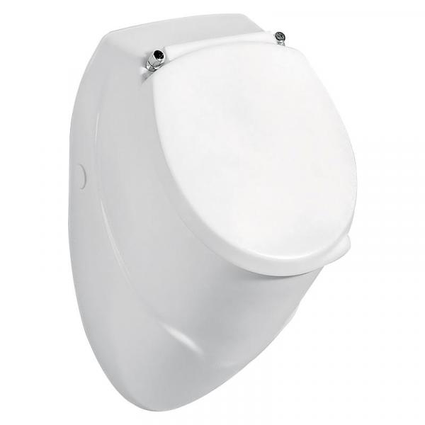 Urinal EDU Komplett-Set mit Deckel B: 310 H: 525 T: 320 mm inkl. Befestigung