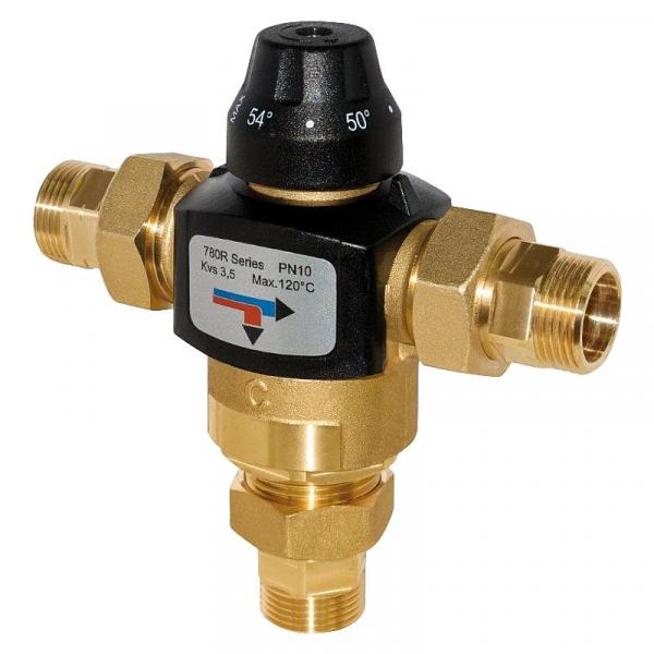 """Thermisches Umschaltventil Easyflow Switch 789R 38°- 54°C mit DN20 - 3/4"""""""