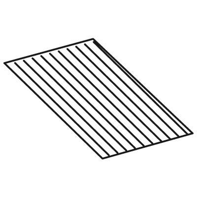 Weishaupt Abdichtplatte-Set 2 Stück 300 x 420 plissiert WTS-F1 Indach