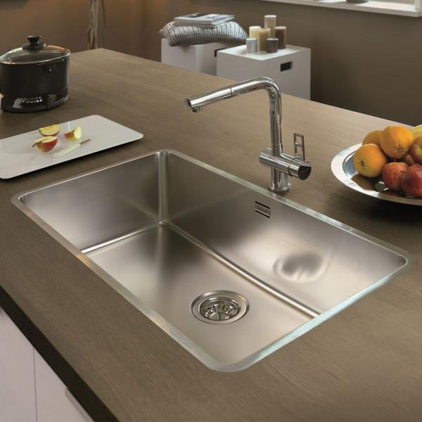 Reginox Ohio 80 x 42 Küchenspüle 840 x 460 mm