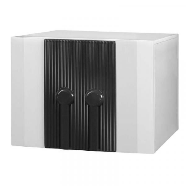 Weishaupt Energie-Speicher WES 120-H im Design der Luft/Wasser Wärmepumpe