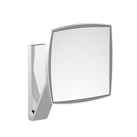 Keuco iLook move Kosmetikspiegel Unterputz-Netzteil LED-Beleuchtung