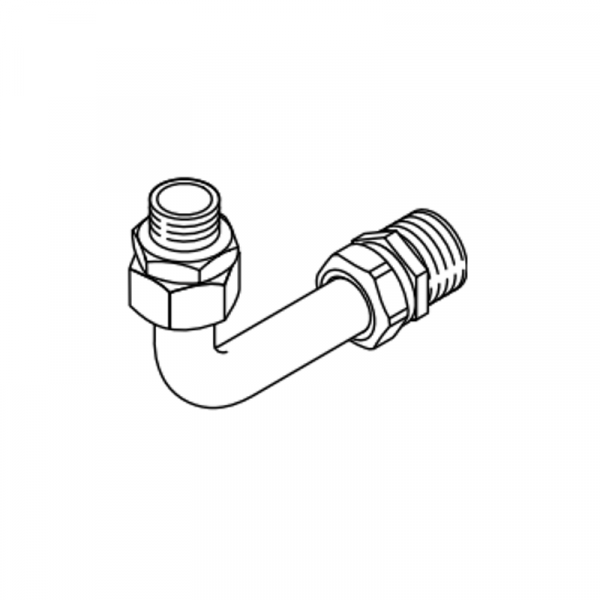 Weishaupt Gasanschluss-Set WTC-GW 15/25-B