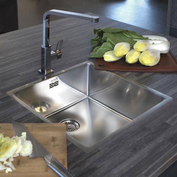 Reginox New York 34 x 40 Küchenspüle 380 x 440 mm