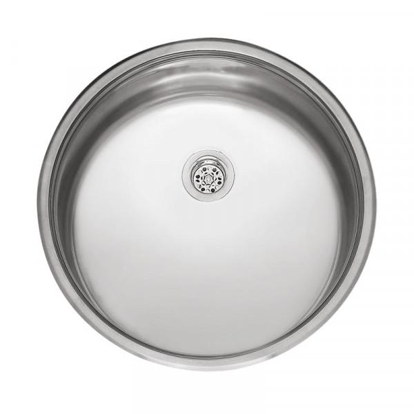 Reginox L18 390 VP-CC 304 10 cm tief Küchenspüle 440 mm
