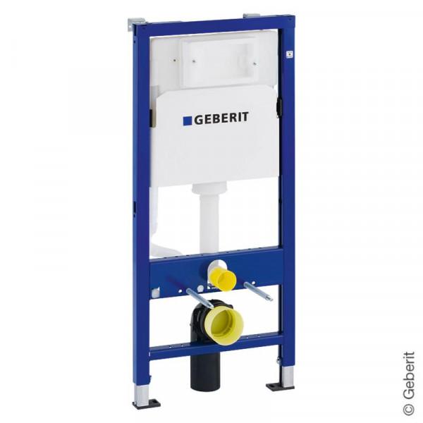 Geberit DuofixBasic Element für WWC, 112 cm mit Delta UP-SPK 12 cm, Wandanker