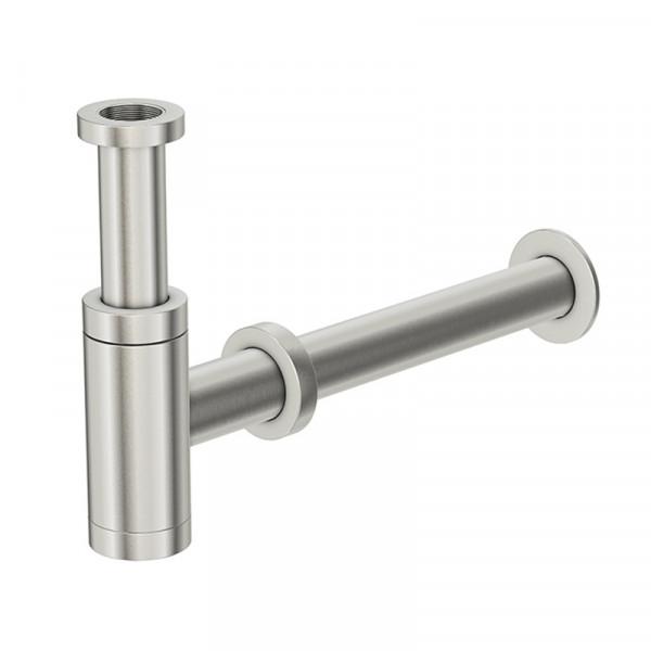 Steinberg Universal Design-Siphon nickel gebürstet