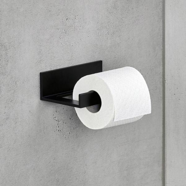Alape Assist Toilettenpapierhalter mattschwarz