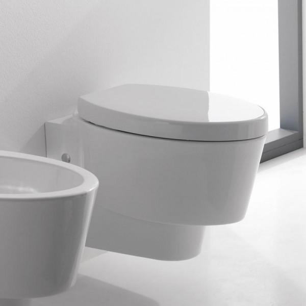 Scarabeo Wish Wand-Tiefspül-WC weiß 57 x 35 cm