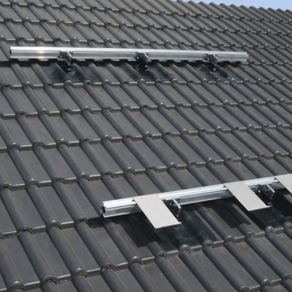 Viessmann Montagematerial für alle Dacheindeckungen horizontal