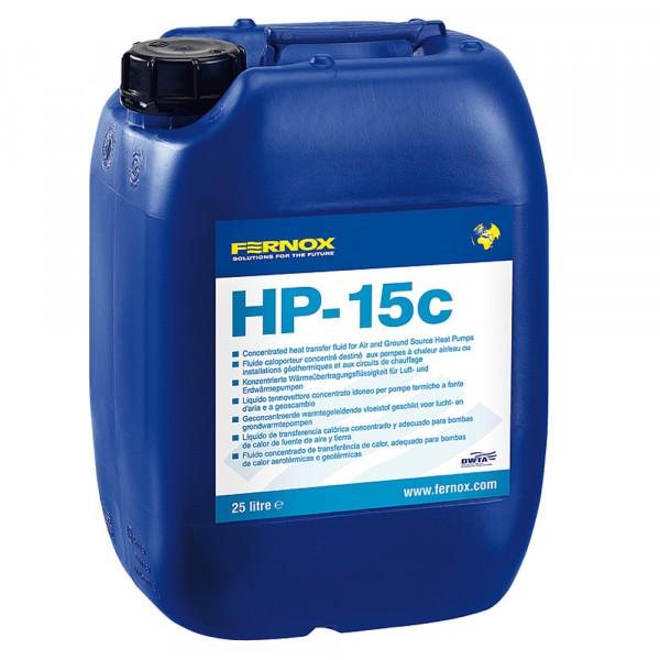 Fernox HP-15C 25 L mit Leitungswasser verdünnen