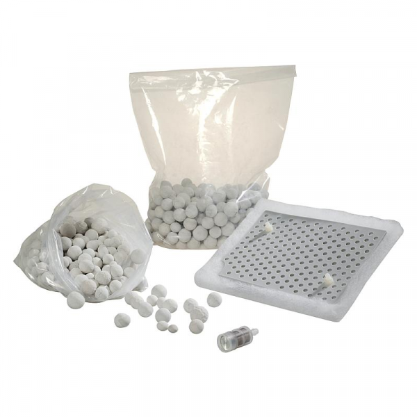 Wartungsset für EKF15-25NB inkl. 2 Kg Granulat, Filtervlies und Korbfilter