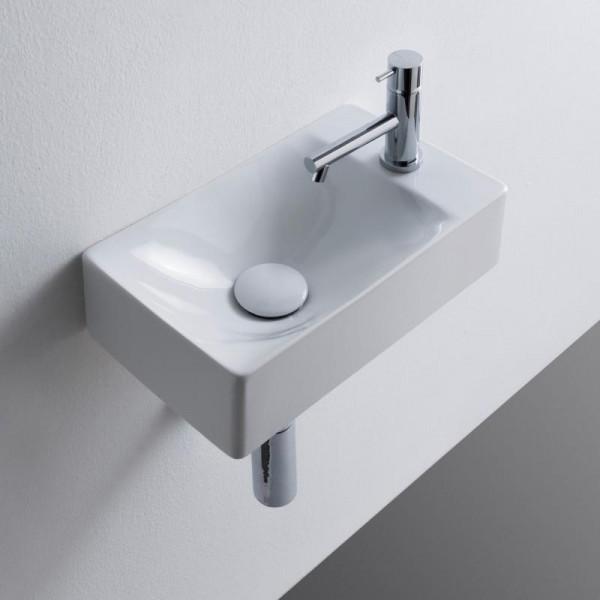 Scarabeo Soft Aufsatz- oder Hängewaschbecken B: 38 T: 22 cm