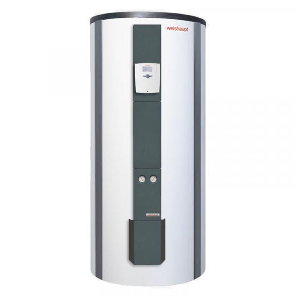 Weishaupt Energiespeicher WES A-S-K 660/910 Sol/ Cas mit Solar-Wärmetauscher